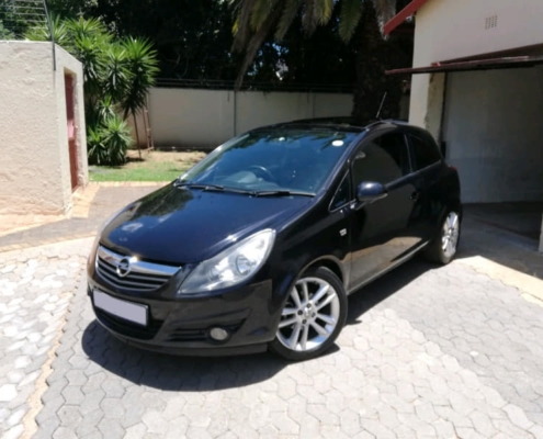 Convenience Car Hire ,Gallery page car image Opel Corsa