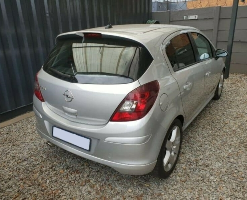 Convenience Car Hire ,Gallery page car image Opel